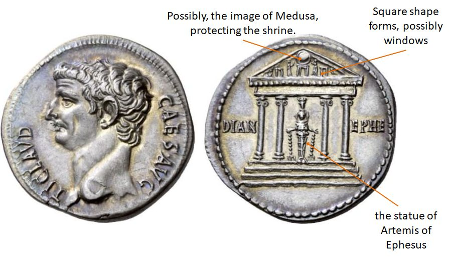 Artemis Shrine in Ephesus