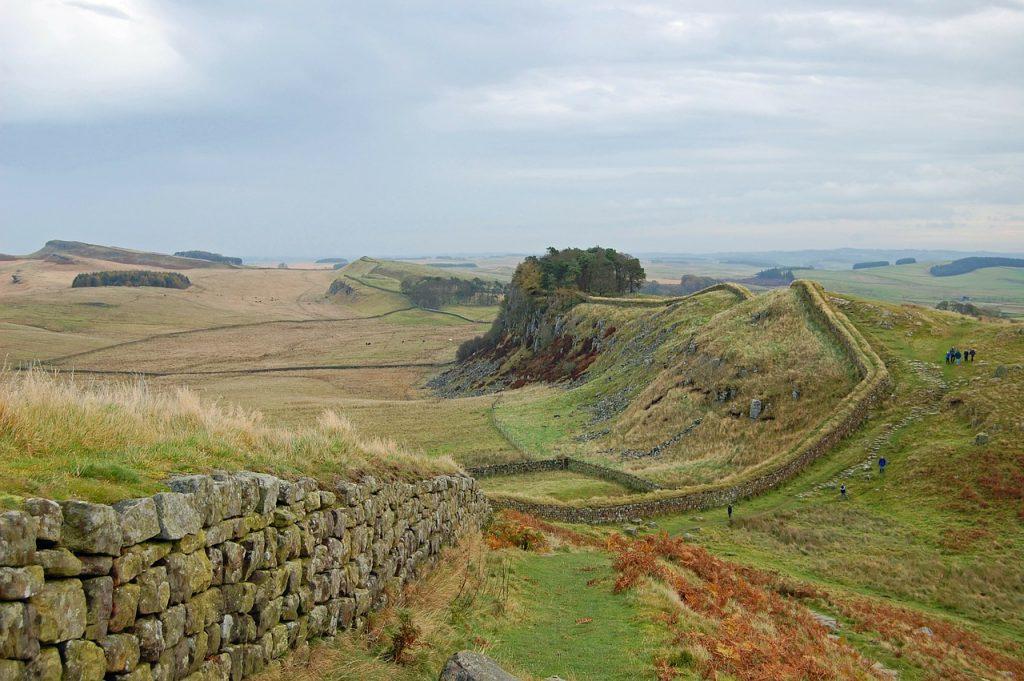 Hadrian Wall England