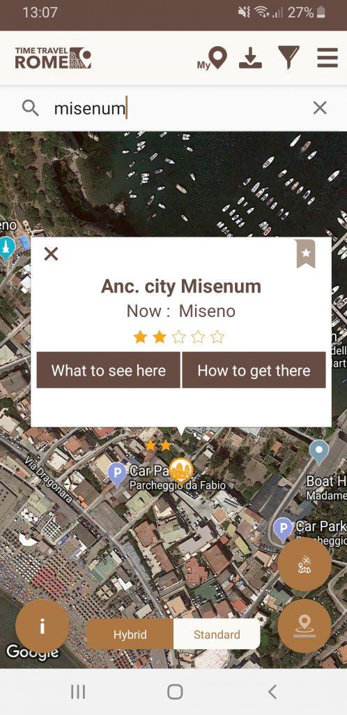 Anc. city Misenum