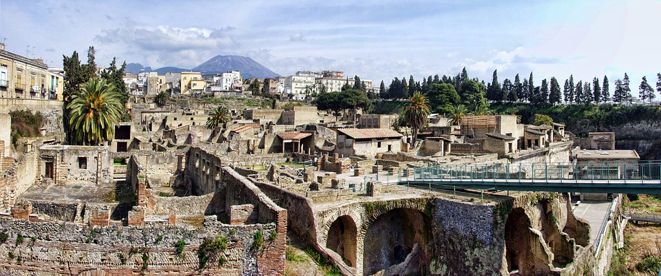The Fury of Vesuvius Part Two: Herculaneum Burned