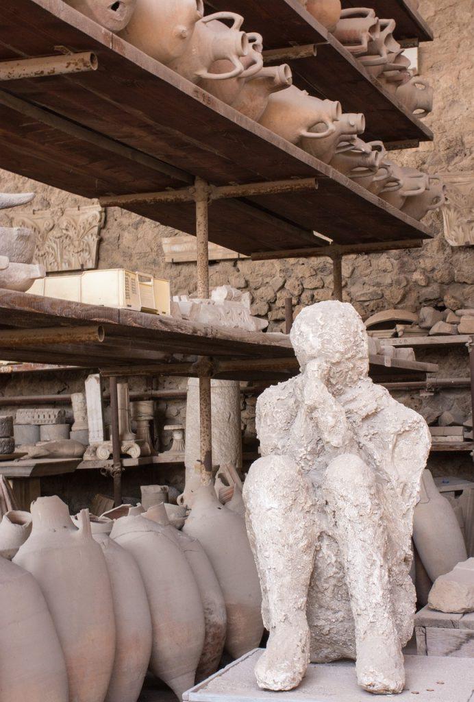 Pompeii - Ash