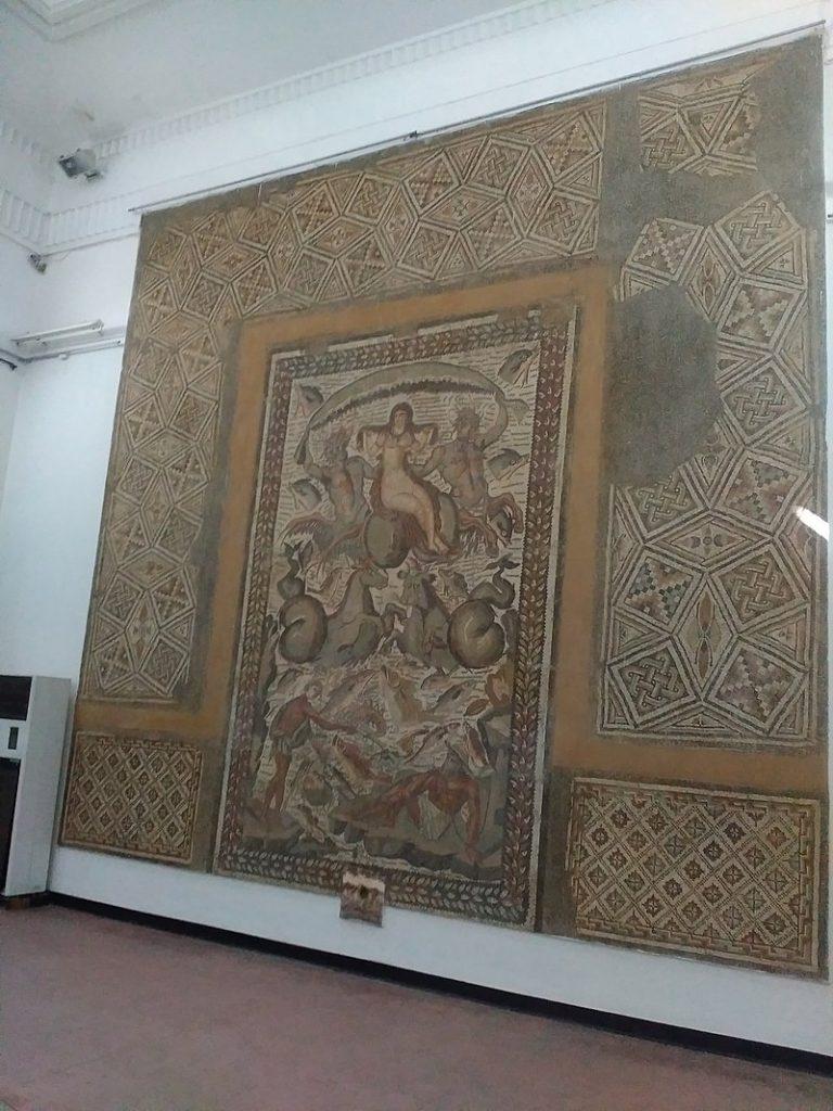 Mosaic Cirta Museum Constantine