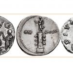 Rome's great lost columns seen on coins