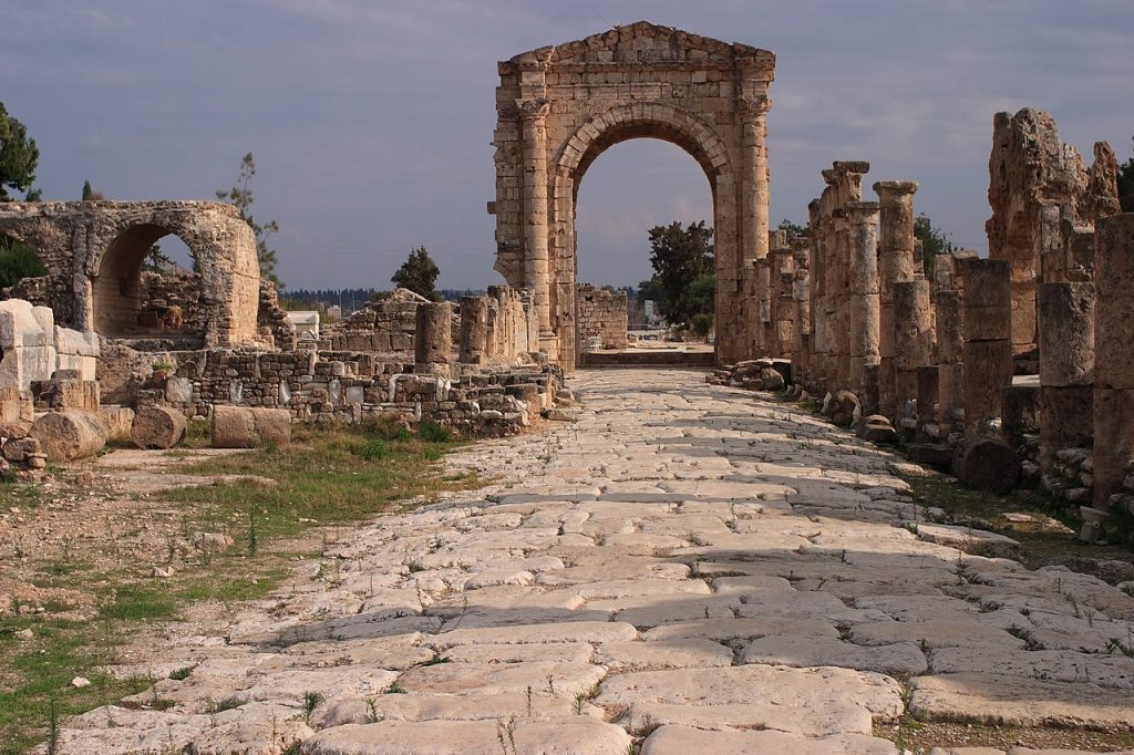 Alexander the Great's Spectacular Siege of Tyre